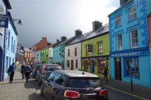 La petite ville de Dingle