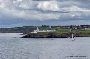 Phare de Roches Point